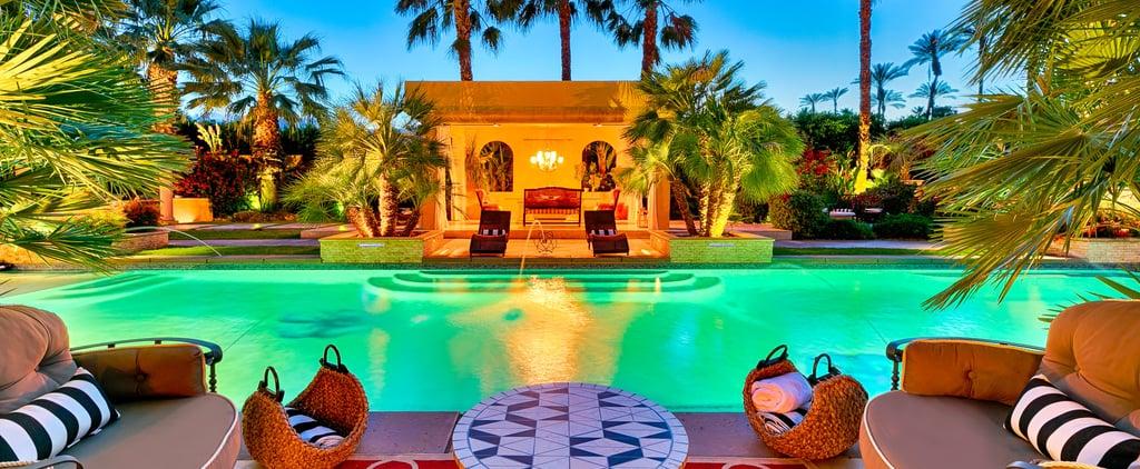 Lady Gaga's $12M Coachella Airbnb Is Basically a Five-Star Resort