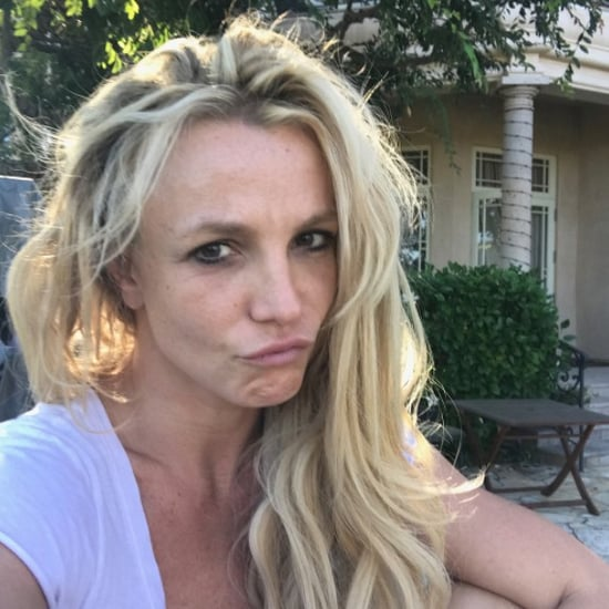 Photo of Britney Spears Without Makeup