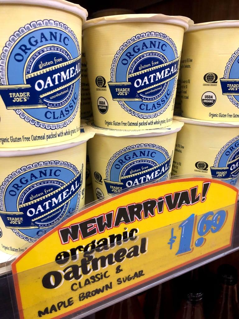 Trader Joe's Organic Gluten-Free Oatmeal Cups Review