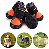 Breathable Dog Shoes for Hot, Ice, and Sharp Pavement Pet Paws Protector
