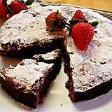 Dessert: Flourless Chocolate Cake