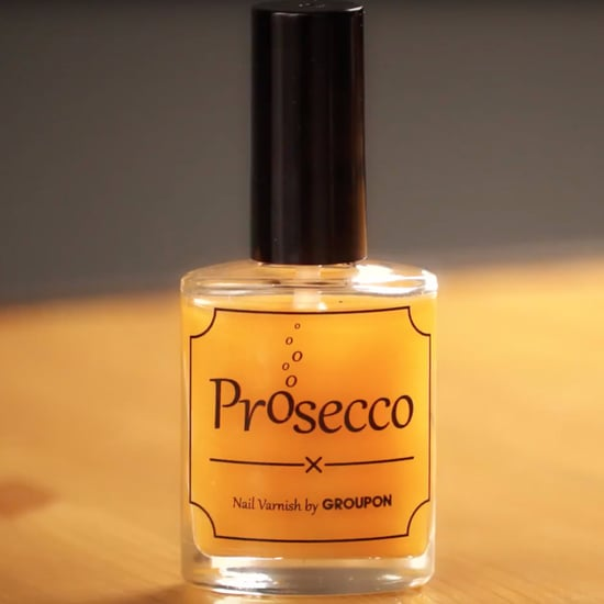 Prosecco-Flavored Nail Polish