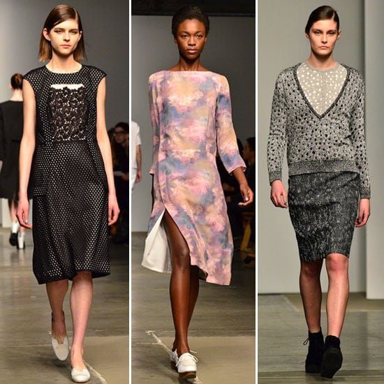 Runway Review and Pictures of Rachel Comey 2012 Fall New York Fashion Week Catwalk Show