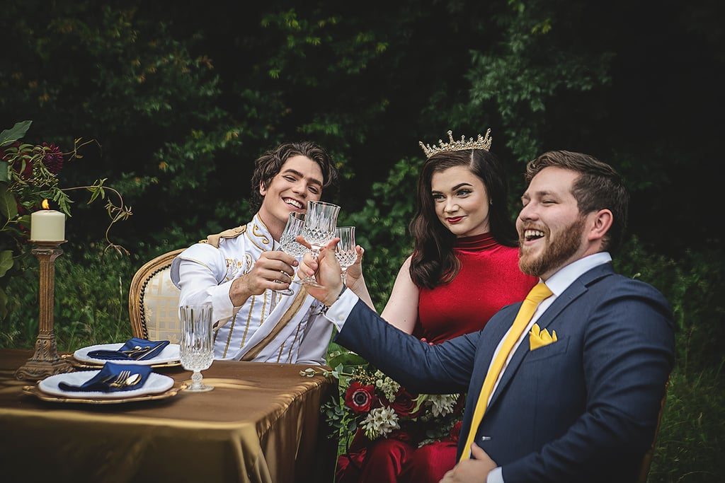 This Disney Princess Wedding Is as Magical as a Fairy Tale
