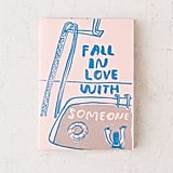 Fall In Love With Someone Activity Book