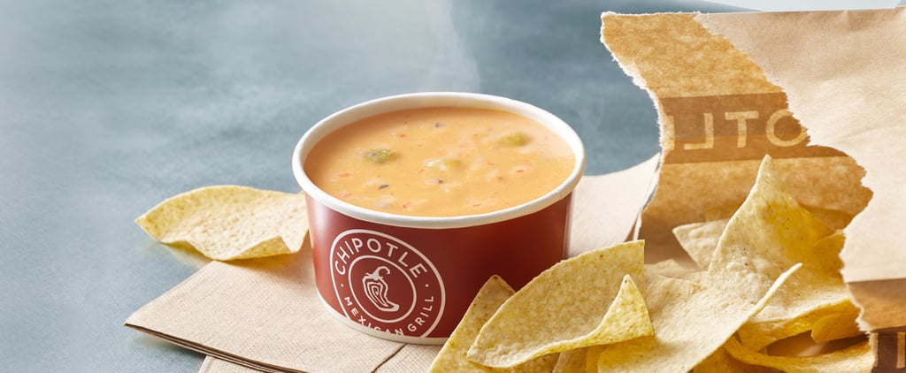 You're Going to Want Chipotle For Lunch, Because Queso Is Finally Available Nationwide!