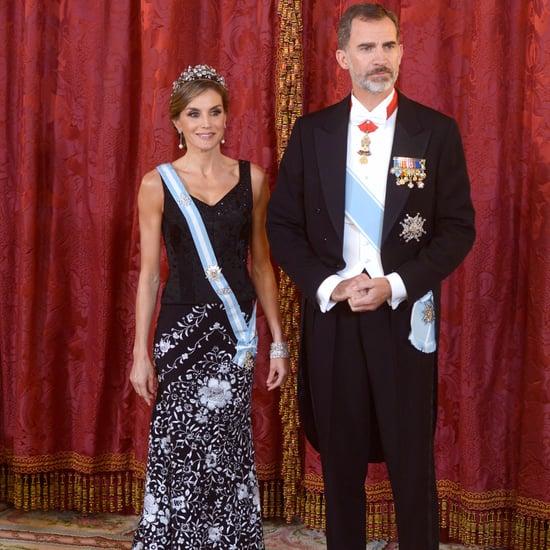 Queen Letizia's Lorenzo Caprile Skirt
