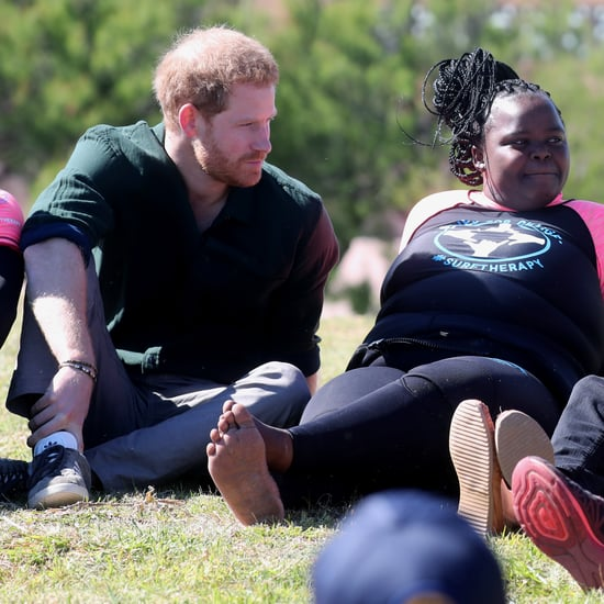 الأمير هاري وميغان ماركل يتحدثان عن الصحة العقلية