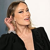 Olivia Wilde at the 2020 Vanity Fair Oscars Afterparty