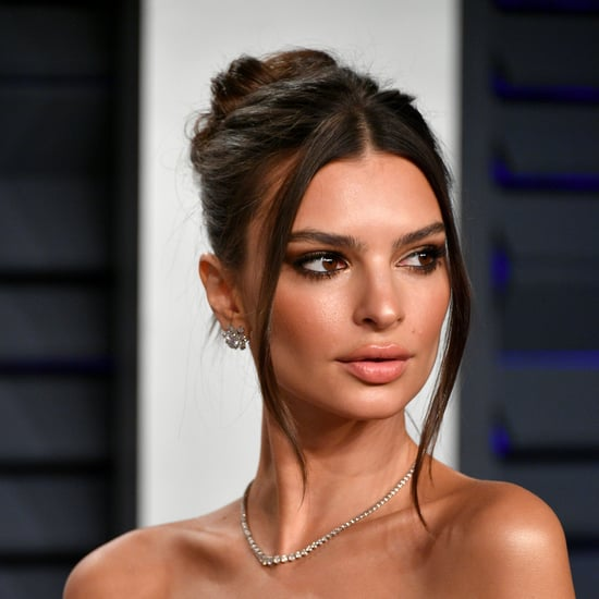 Emily Ratajkowski 2019 Oscars Afterparty Dress