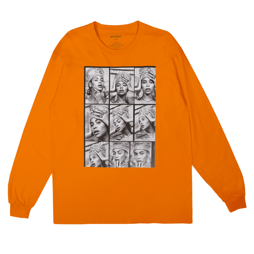 Contact Long-Sleeved Tee