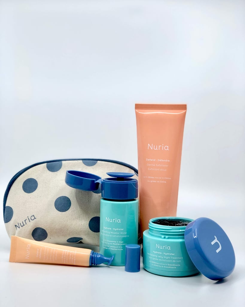 Nuria Beauty Defend + Hydrate Perfect Winter Routine Gift Set