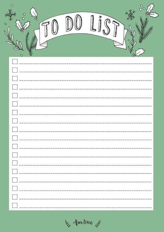 picture about Free to Do List Printables identified as Totally free Printable Toward-Do Lists POPSUGAR Sensible Residing
