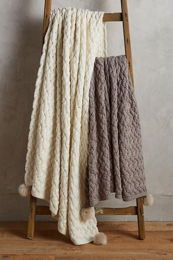 Interlochen Throw ($98)