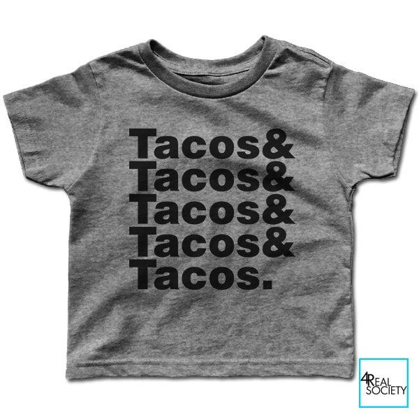 Tacos & Tacos & Tacos Tee