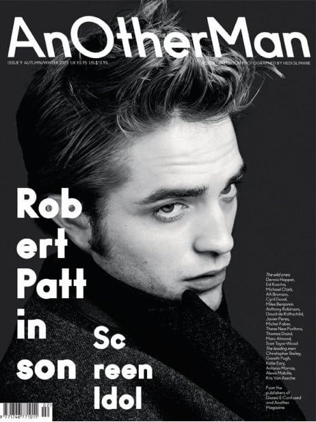 Robert Pattinson In AnOther Magazine