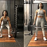 Hex Bar Deadlift