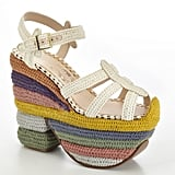 Salvatore Ferragamo Rainbow Future Wedge