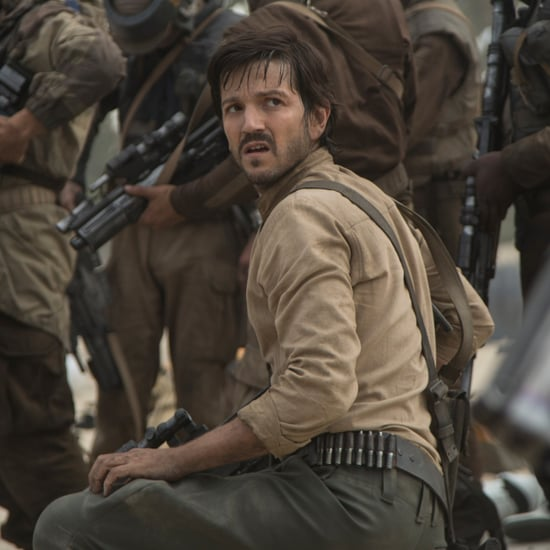 Diego Luna in Rogue One: A Star Wars Story Facts