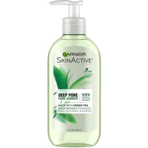 Garnier SkinActive Face Wash With Green Tea