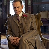 Steve Buscemi as Nucky Thompson on Boardwalk Empire.  Photo courtesy of HBO