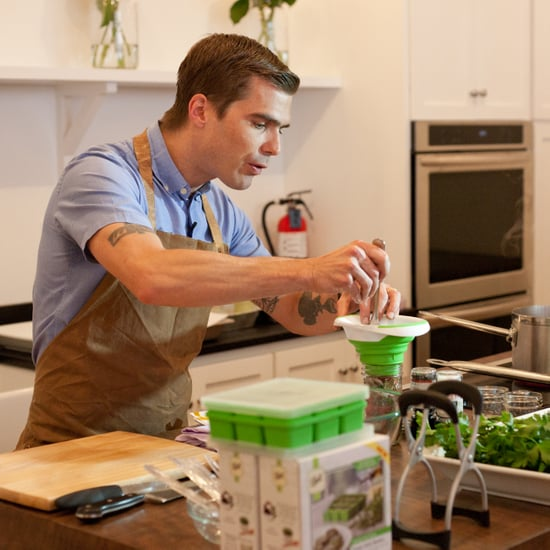 Hugh Acheson's Tips For Canning