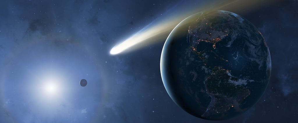 A Mega Comet Is Approaching Our Solar System