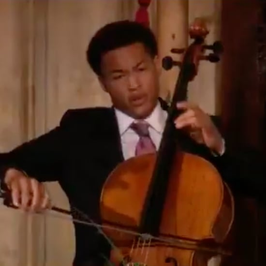 Who Was the Cellist at the Royal Wedding?