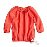 Crewcuts Girls' Blouson Top ($50)