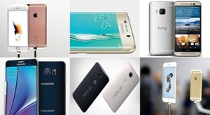 How the New iPhones Compare to Android's Best Phones