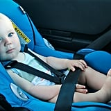 Wrapping the Car Seat