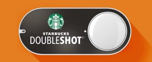 The Amazon Dash Button Can Now Order Starbucks, Peet's Coffee, and More
