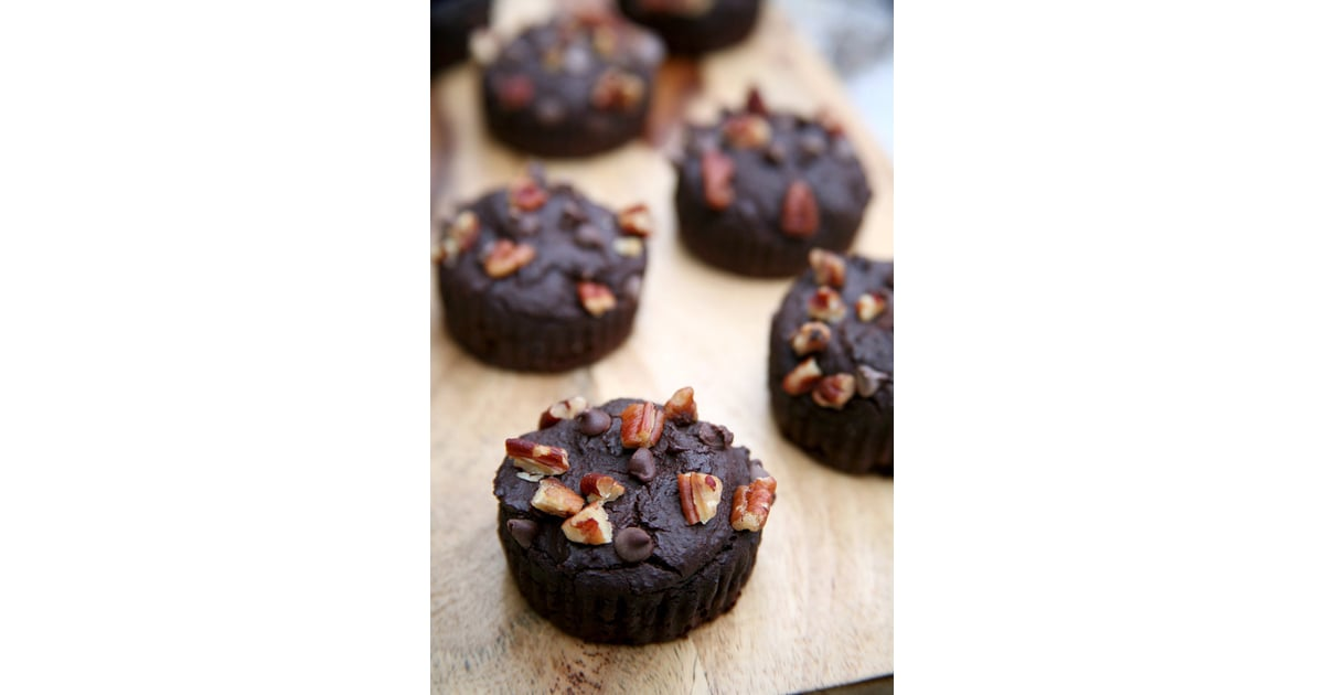 Black Bean Brownie Bites | 150 Calorie Snack Recipes ...