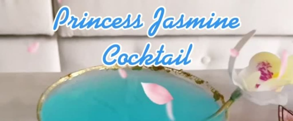 These TikTok Accounts Create Cute Disney-Inspired Cocktails