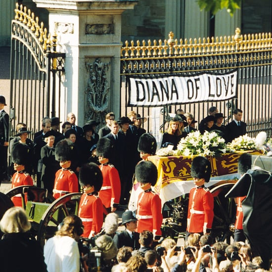 Princess Diana Funeral Details