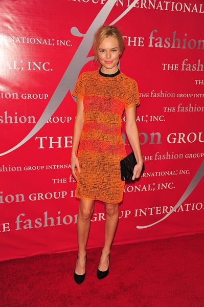 Kate Bosworth looked radiant in Proenza Schouler at the 27th annual Night of Stars event.