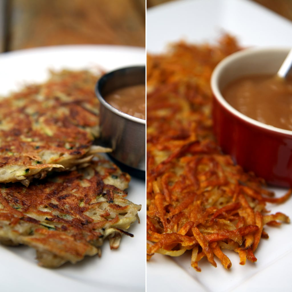 Celebrate Hanukkah With 5 Healthy Latke Recipes