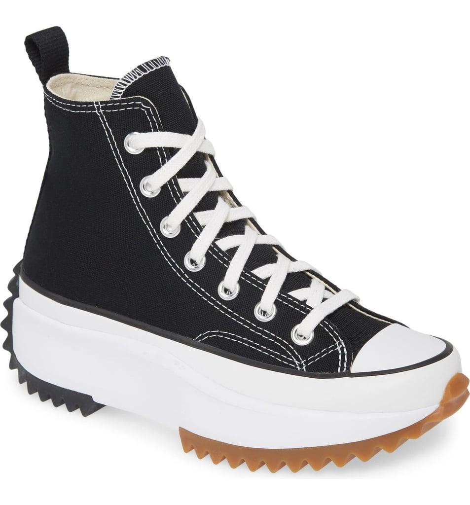 Converse Chuck Taylor All Star Run Star Hike High Top Platform Sneakers
