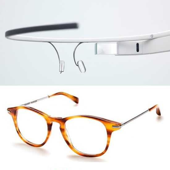 Google Glasses Warby Parker
