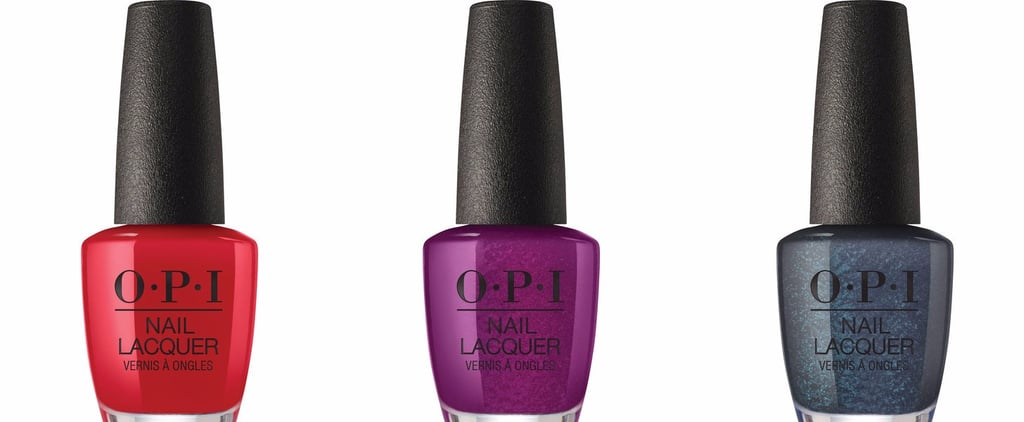 OPI's Holiday Collection Has Polishes to Match Any Party Dress