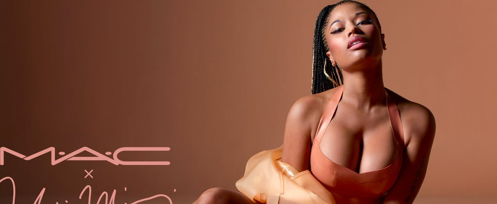 Nicki Minaj and MAC Cosmetics Are Back Together With a Sexy-as-Hell Lipstick