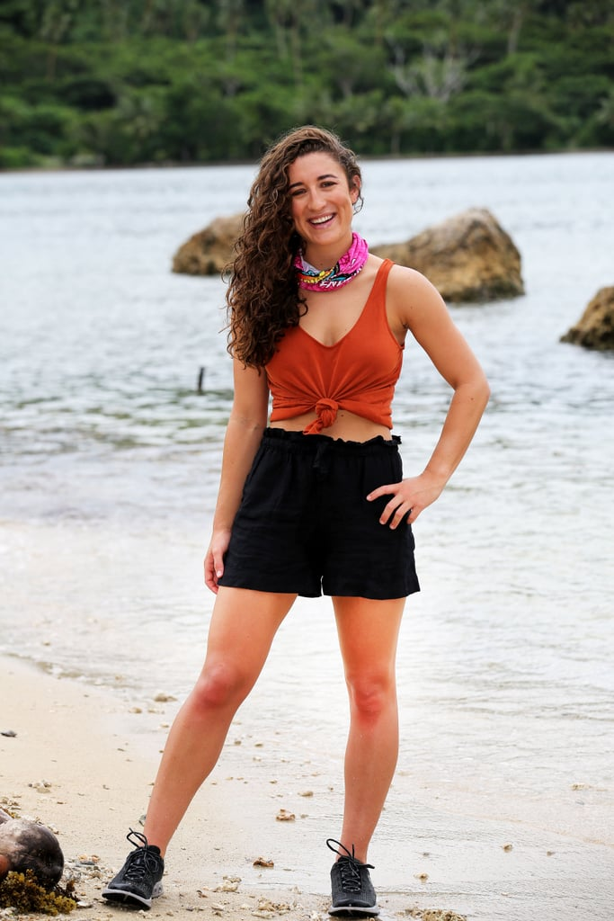 Daisy Richardson, Travel Agent, Contenders Tribe