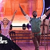 Evanna Lynch and Keo Motsepe's Performance