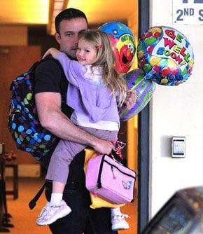 Lil Links: Daddy Ben Is on Pickup Duty