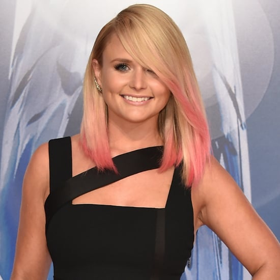 Miranda Lambert Rides a Unicorn For Her Birthday