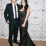 Pictured: Ariel Winter and Laurent Claude Gaudette