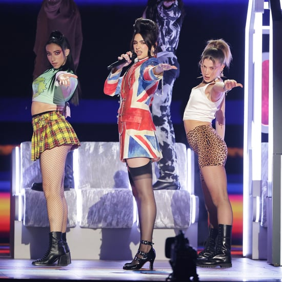 Watch Dua Lipa's BRIT Awards 2021 Performance