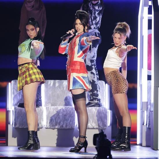 Watch Dua Lipa's BRIT Awards 2021 Performance