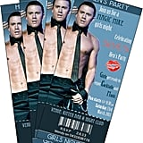 Magic Mike Party Invitations ($5)