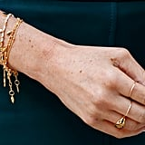 Meghan's Layered Chain Bracelets